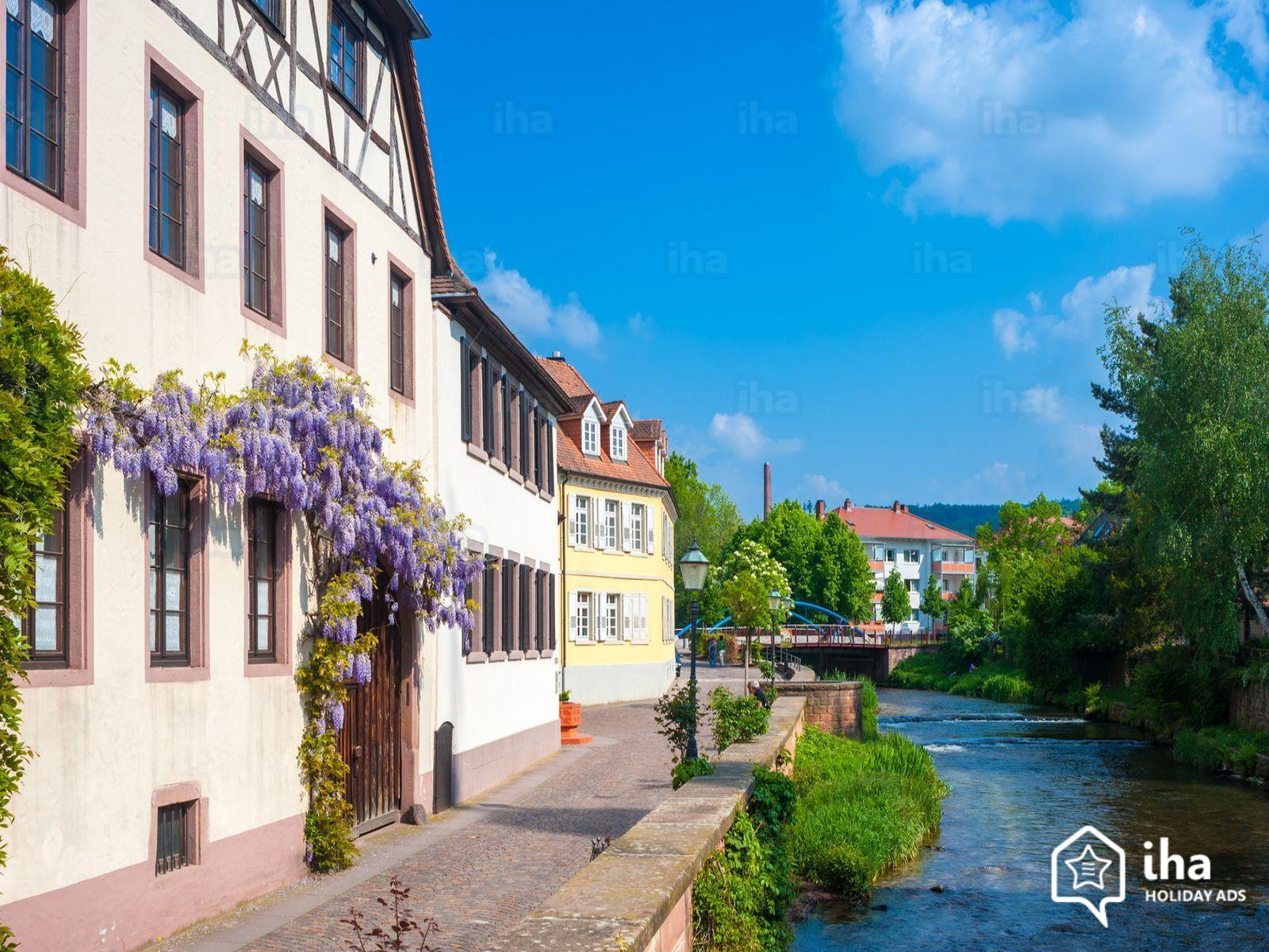 Location Région De Karlsruhe Dans Un Studio Pour Vos Vacances serapportantà Piscine Karlsruhe