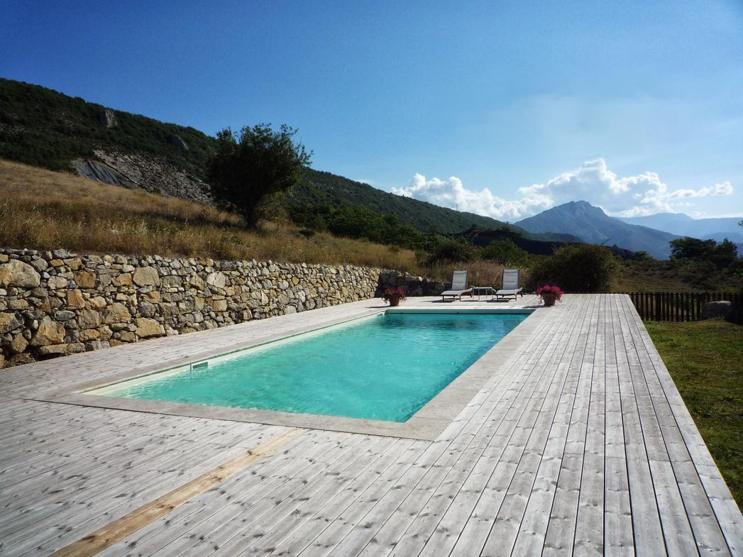 Location Saisonnière Maison De Luxe Sisteron avec Piscine Sisteron