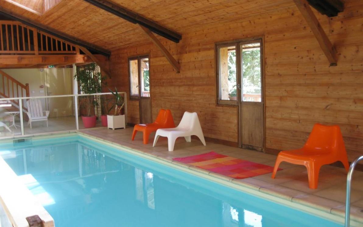 Location-Vacances - Gîte De Groupe Gîte De Celaau À Serraval ... intérieur Gite Pour 20 Personnes Avec Piscine Couverte