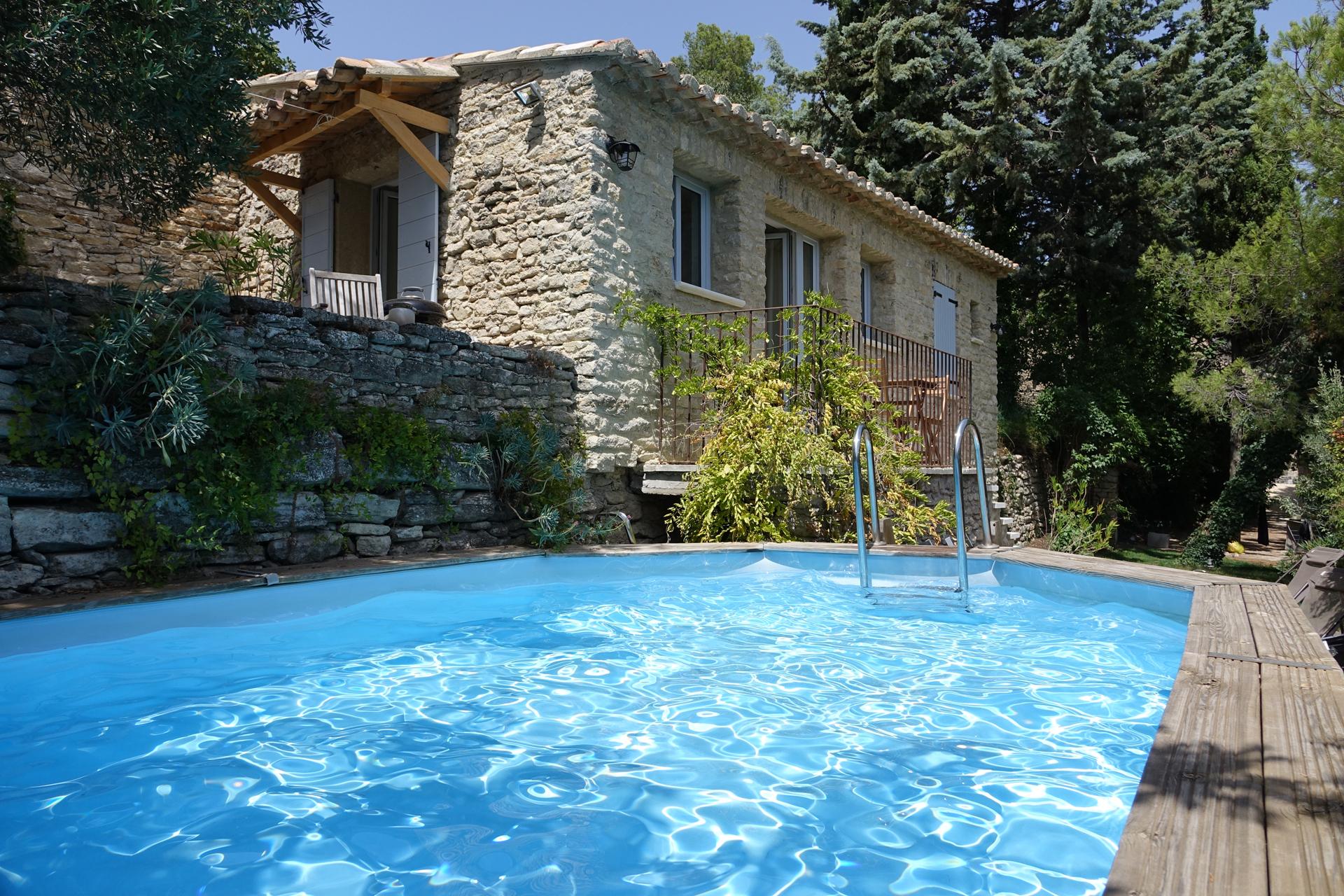 Location Vacances Luberon | Maison De Vacances Avec Piscine ... intérieur Location Maison Avec Piscine France
