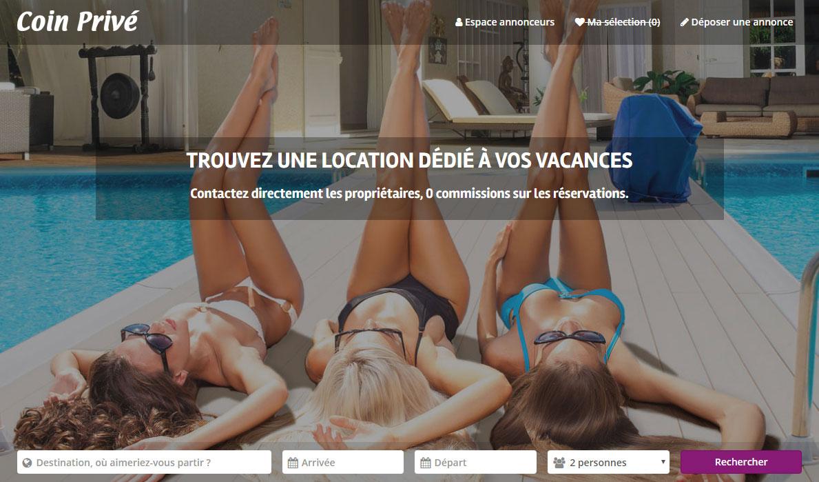 Location Vacances Particulier Ou Gestionnaire, Locations ... concernant Location Maison Vacances Avec Piscine Privée Pas Cher Particulier