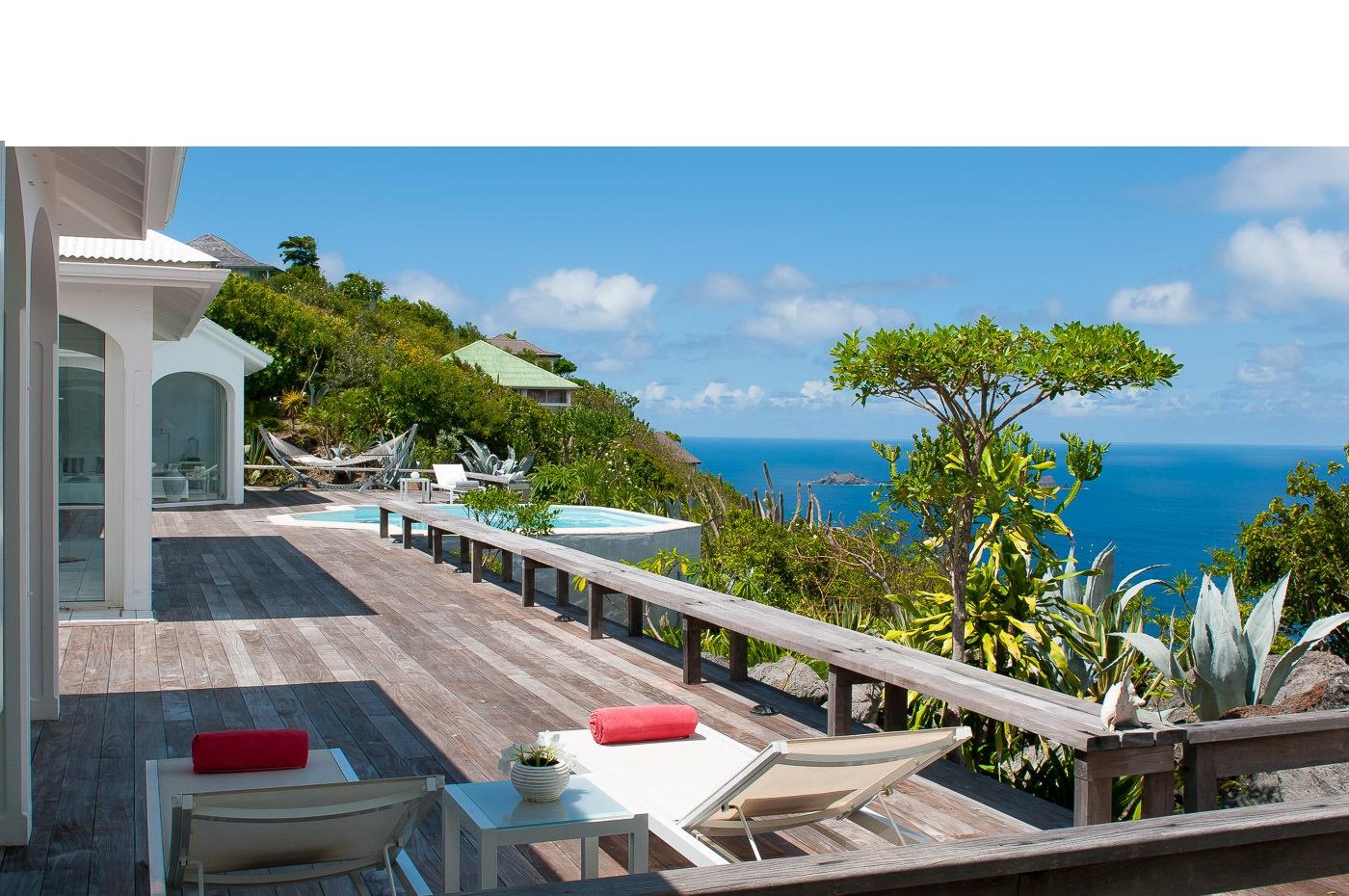 Location Vacances St Barthélémy - Villa De Luxe Avec Piscine Privée Et Vue  Mer À St Barth - Colombier - Caraibes - Antilles Françaises pour Piscine Du Colombier