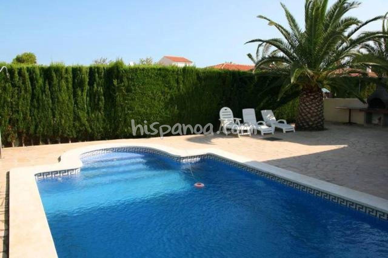 Location Villa Avec Piscine Privée En Espagne Pour 14 Pers ... intérieur Location Villa Espagne Avec Piscine Privée