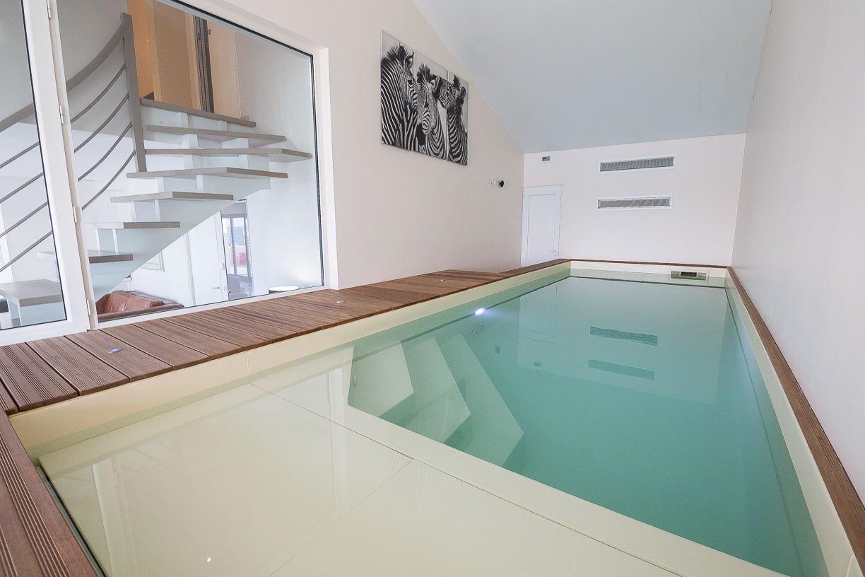 Location Villa De Vacances Avec Piscine Intérieure Et Spa encequiconcerne Location Avec Piscine Couverte
