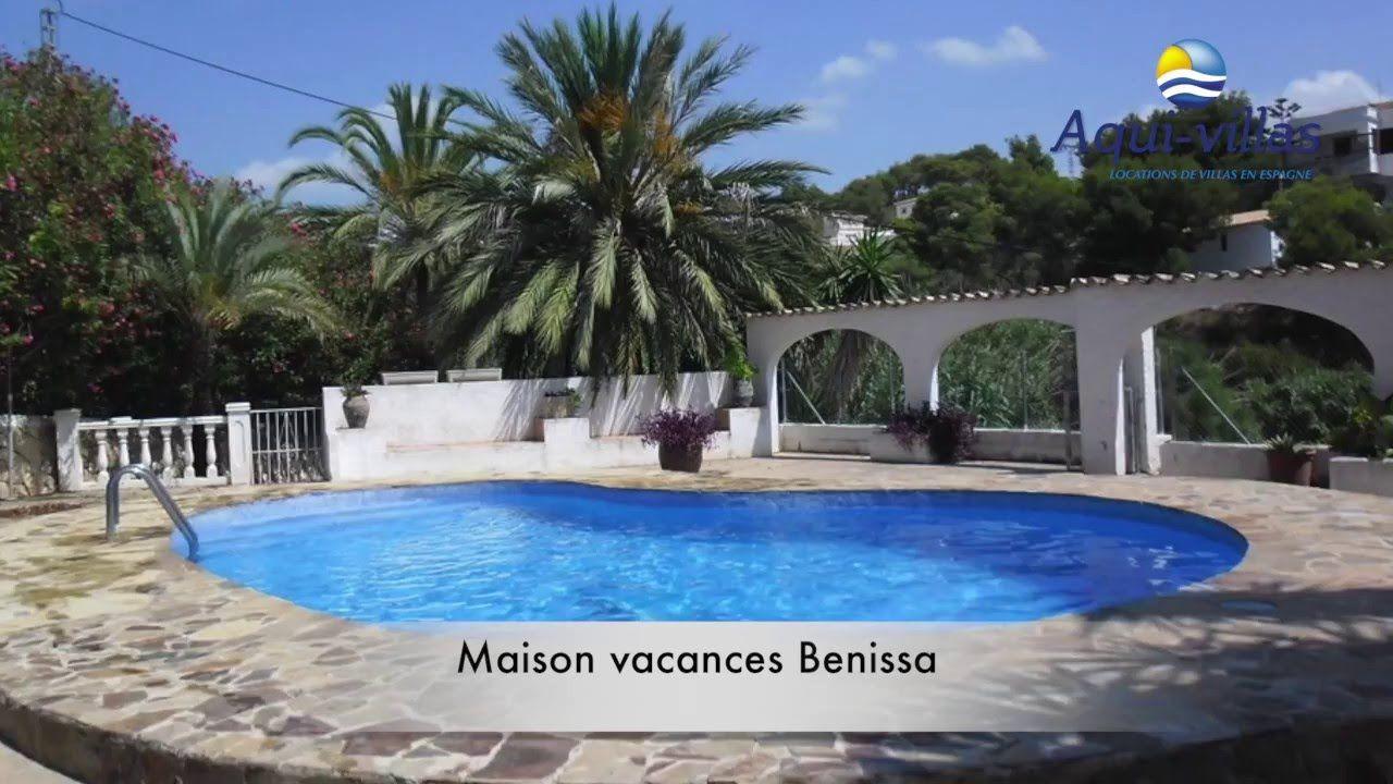 Location Villa Espagne - Villa Bénissa Http://.aqui ... encequiconcerne Location Villa Espagne Avec Piscine Privée