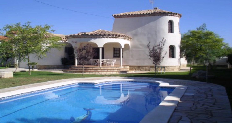 Location Villa L'ametlla De Mar : Villa Avec Piscine Privée concernant Villa En Espagne Avec Piscine