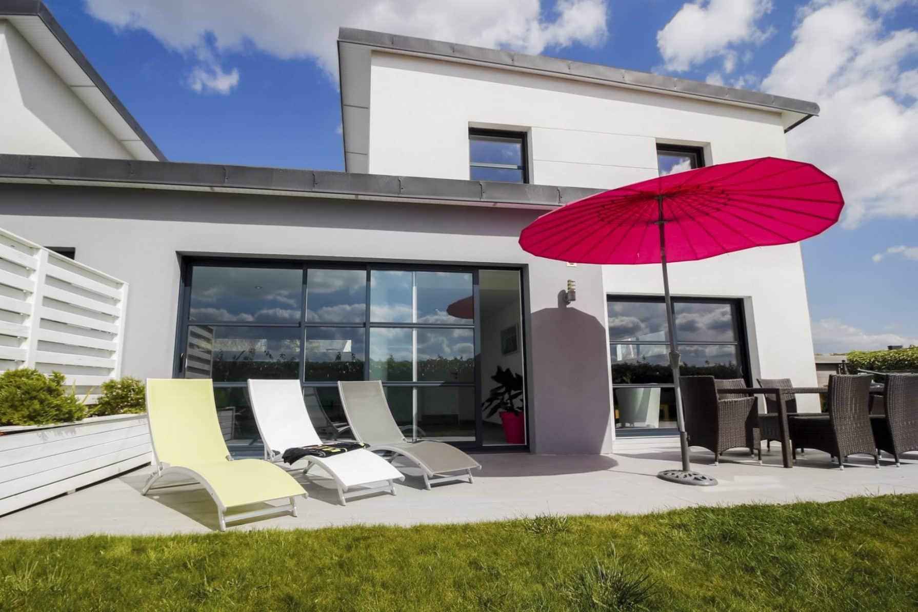 Locations De Villas En Bretagne - Avec Piscine Et Spas à Location Maison Avec Piscine Intérieure Et Jacuzzi