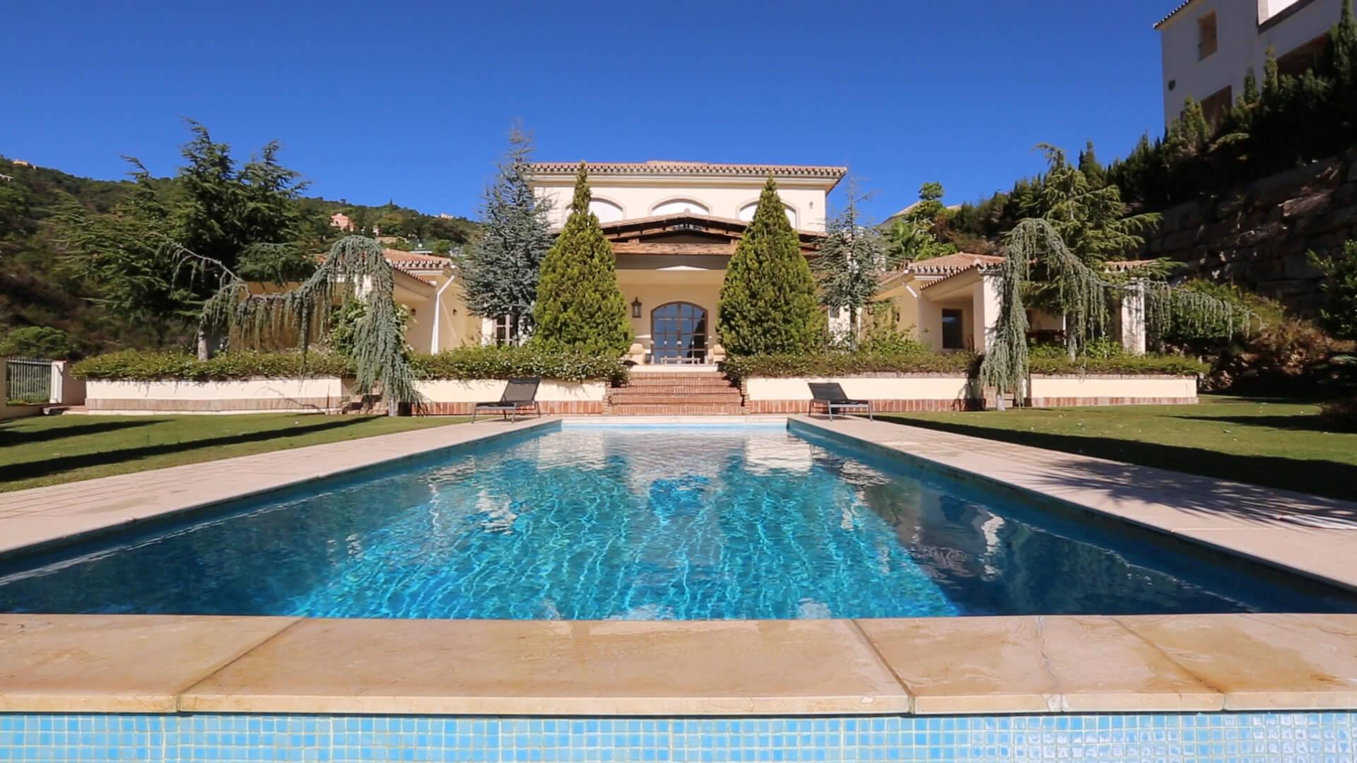 Locations En Espagne 2020 - Locations De Villas Et Maisons ... concernant Location Villa Espagne Avec Piscine Privée