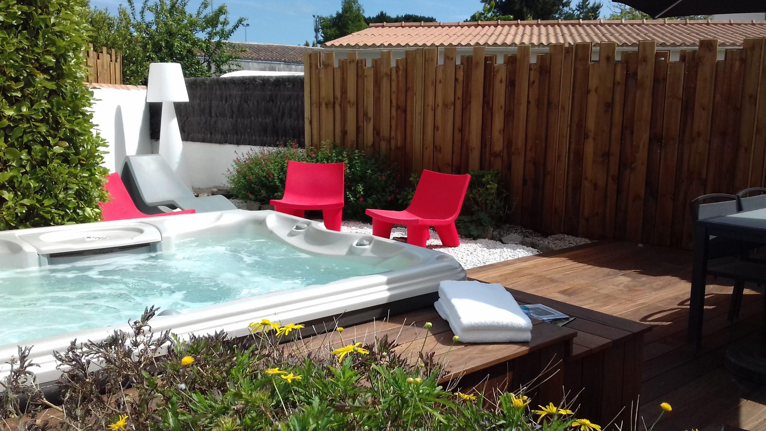 Locations Ile De Noirmoutier Vendee Maisons De Vacances Bois ... à Gite Pour 20 Personnes Avec Piscine Couverte