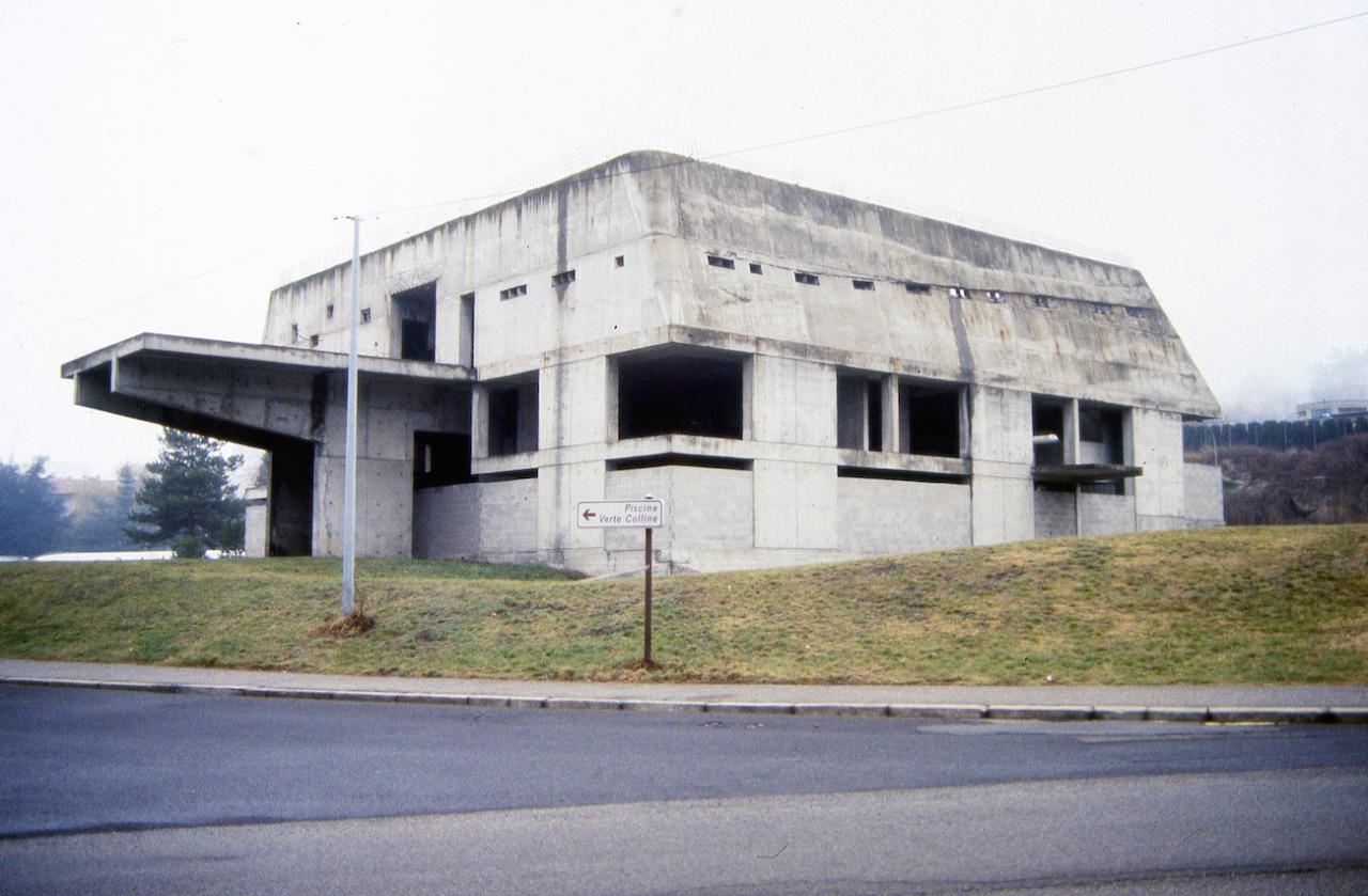 Loeilareaction: Firminy, France, Photo : L'œil… – Abandoned ... avec Piscine Firminy