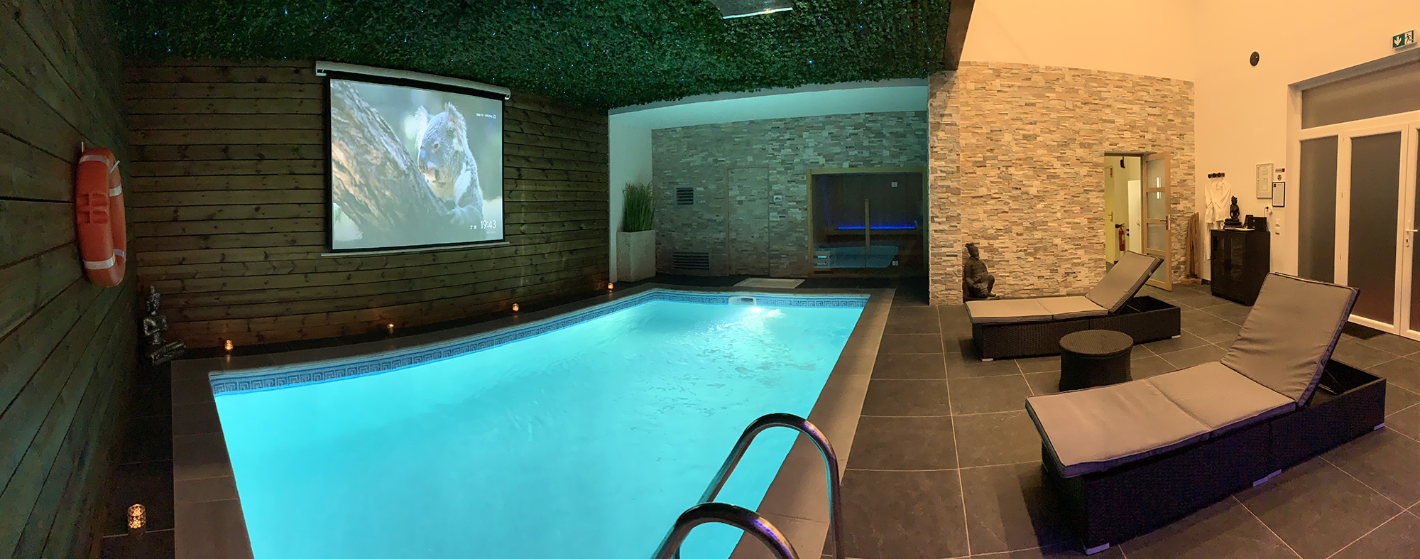 Loft Private Spa | Espace Privatif | Lille | Hauts De France pour Piscine Orchies