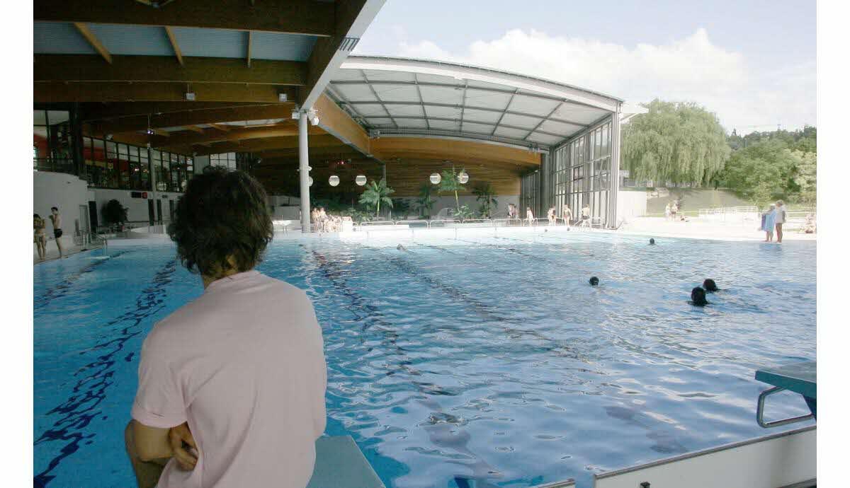 Lons-Le-Saunier | Des « Malfaçons Majeures » Au Centre Aqua'rel destiné Piscine Aquarel Lons