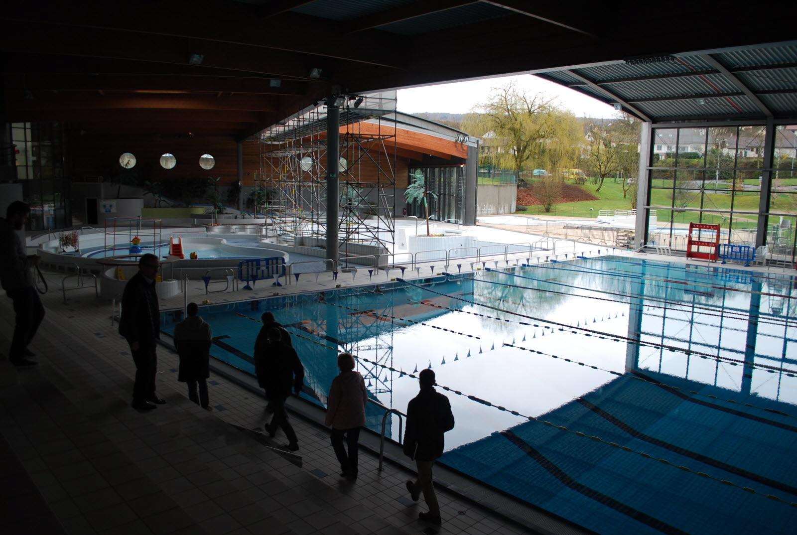 Lons-Le-Saunier | Lons-Le-Saunier: Le Centre Aqua'rel Rouvre ... avec Piscine Aquarel Lons
