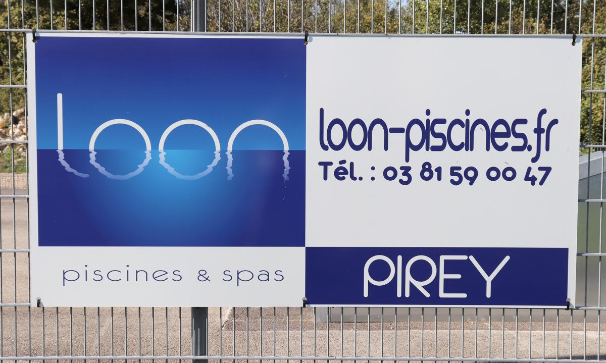 Loon Piscines Et Saunas - Club Football Fc Montfaucon Morre ... avec Loon Piscine
