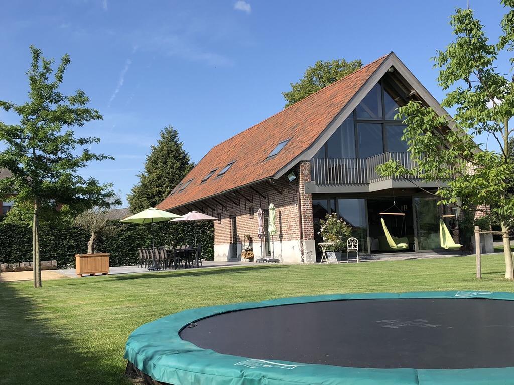 Luxurious Holiday Home In Zwevegem With Sauna (Belçika ... intérieur Piscine Mouscron