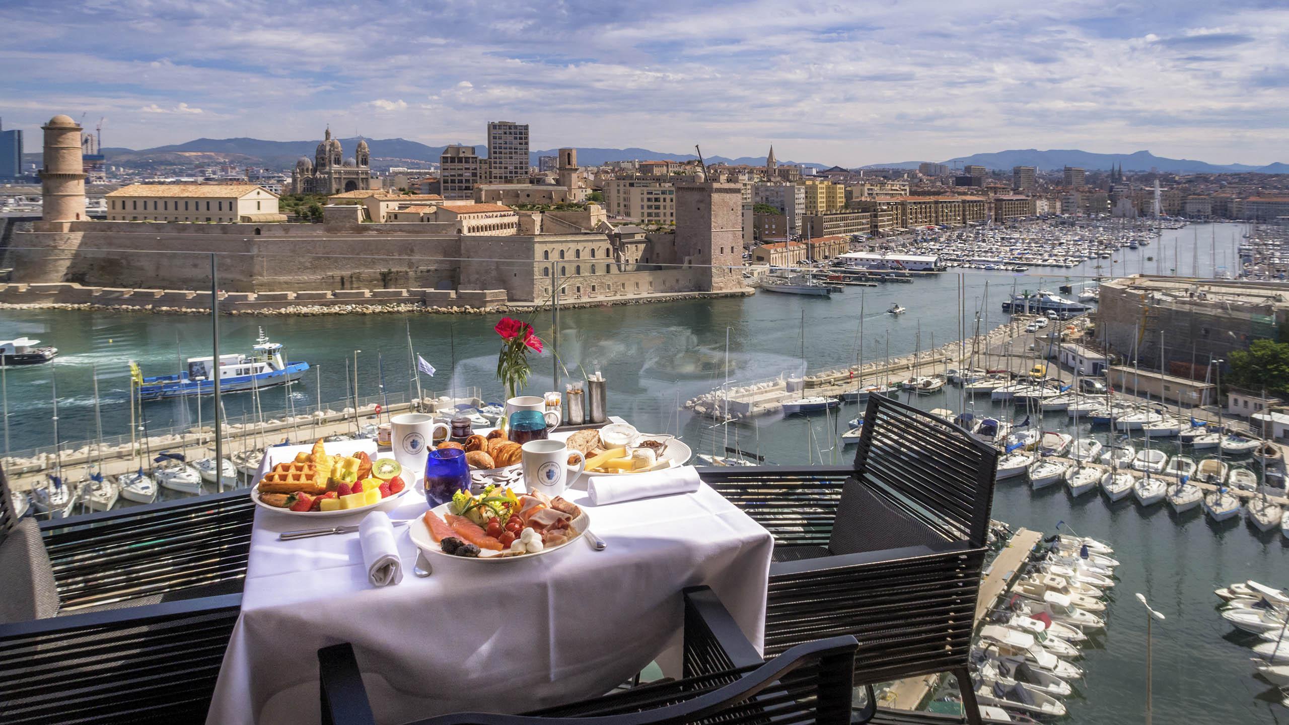 Luxury Hotel Marseille – Sofitel Marseille Vieux-Port à Hotel Piscine Marseille