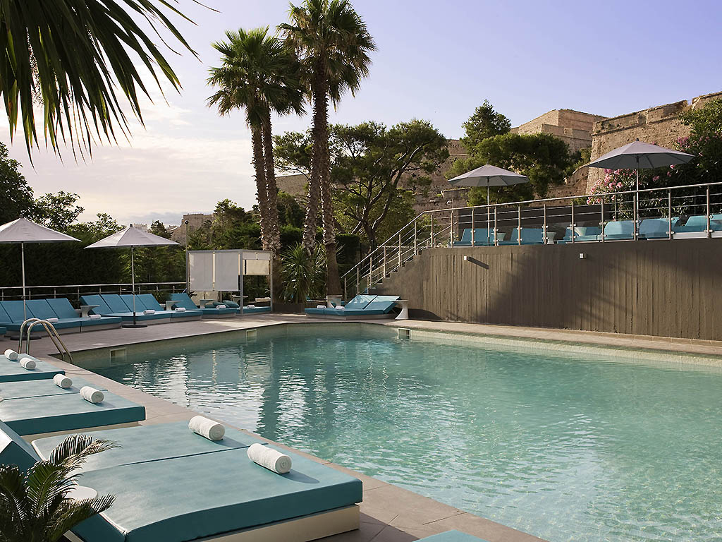 Luxury Hotel Marseille – Sofitel Marseille Vieux-Port destiné Hotel Piscine Marseille