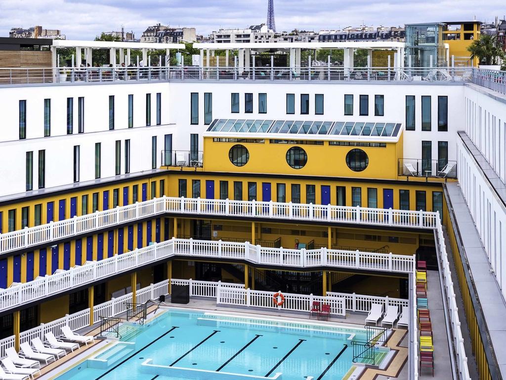 Luxury Hotel Paris – Hotel Molitor Paris-Mgallery avec Piscine Auteuil
