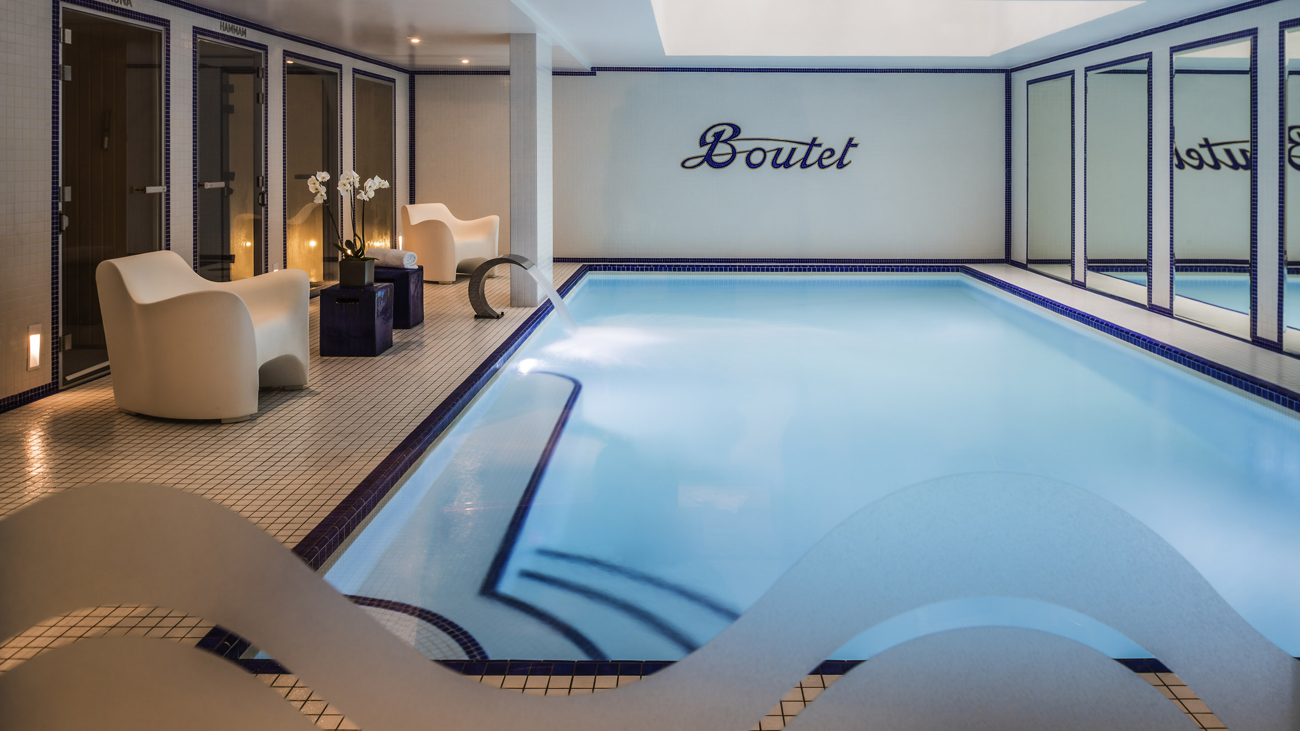 Luxury Hotel Paris – Hotel Paris Bastille Boutet-Mgallery concernant Piscine Balard