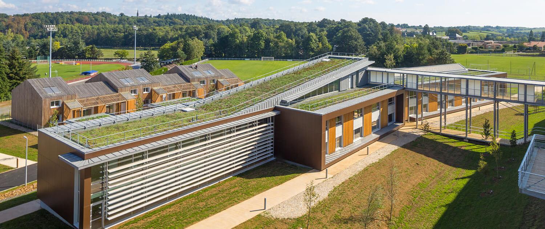 Lycée Beaupreau En Mauges – Groupe Louis intérieur Piscine Beaupreau