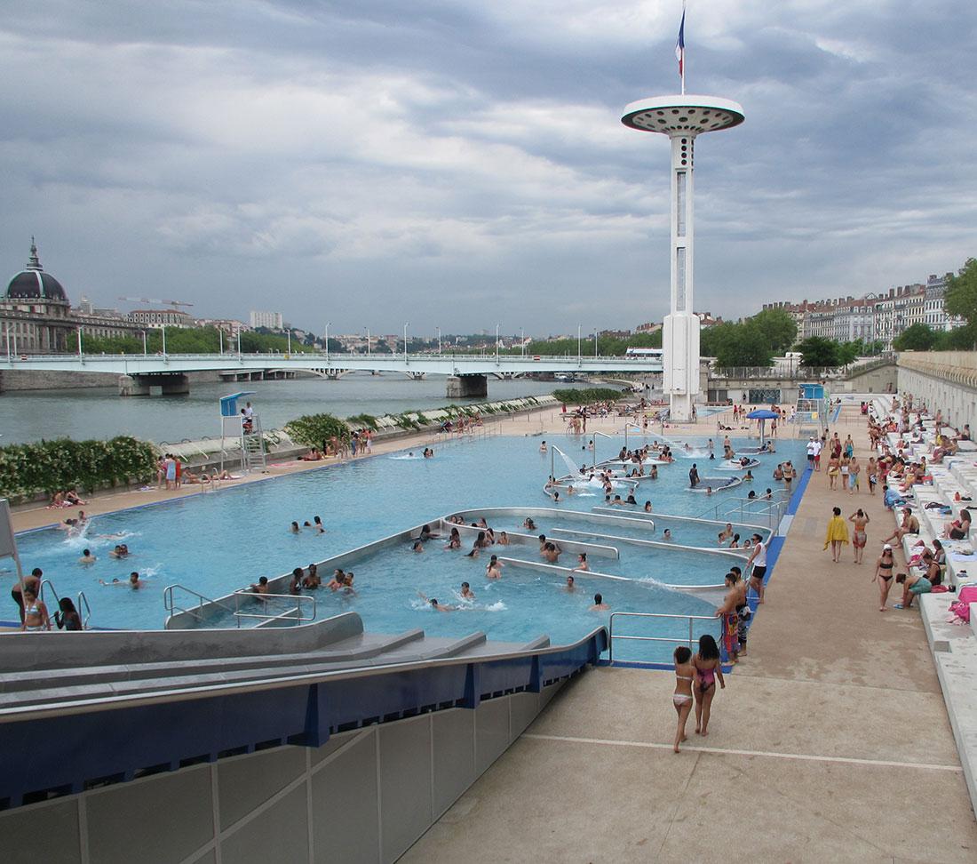 Lyon Rhône France - Zeller Pool Construction concernant Piscine Lyon 3