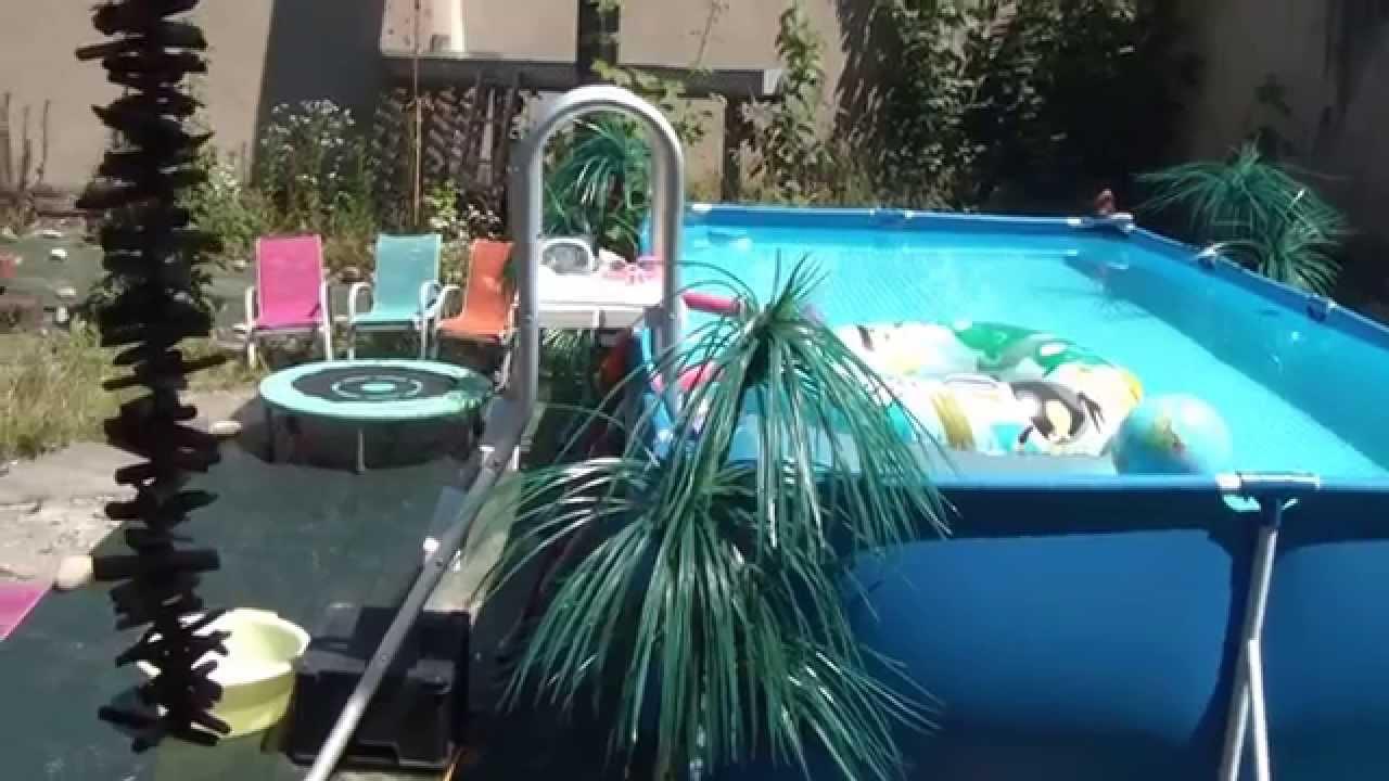 Ma Piscine Gifi - My Pool encequiconcerne Piscine Autoportée Gifi