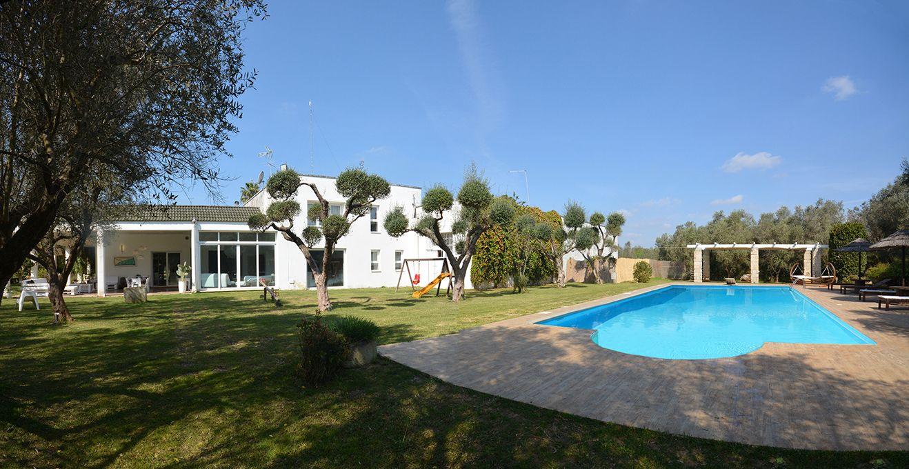 Magnifique Villa Aux Couleurs Des Pouilles, Luxueusement ... pour Location Maison Portugal Piscine