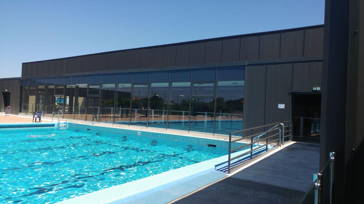 Mairie De Castelnaudary :: Centre Aquatique Pierre De Coubertin pour Piscine Villefranche De Lauragais