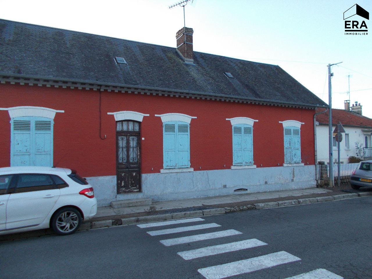 Maison A Vendre Flavy Le Martel - 4 Pièces - 85 M² | Era France encequiconcerne Piscine Chauny