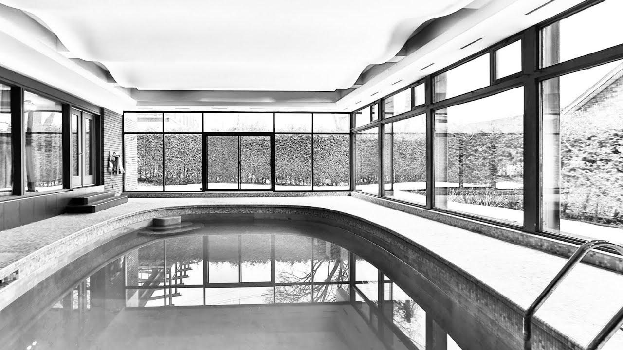 Maison À Vendre Outremont Avec Piscine Intérieure | Engel & Völkers tout Maison A Vendre Avec Piscine