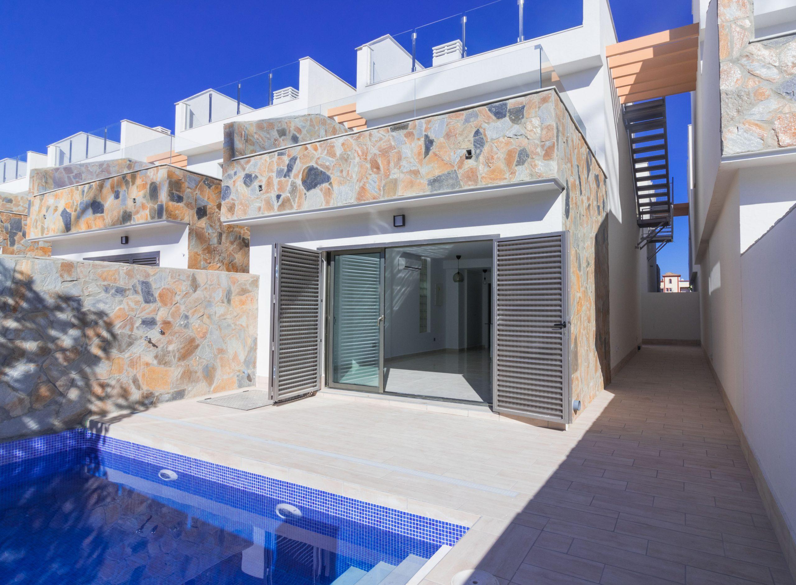 Maison Avec Piscine À Vendre À Los Alcázares - Clickforthesun concernant Maison Avec Piscine A Vendre