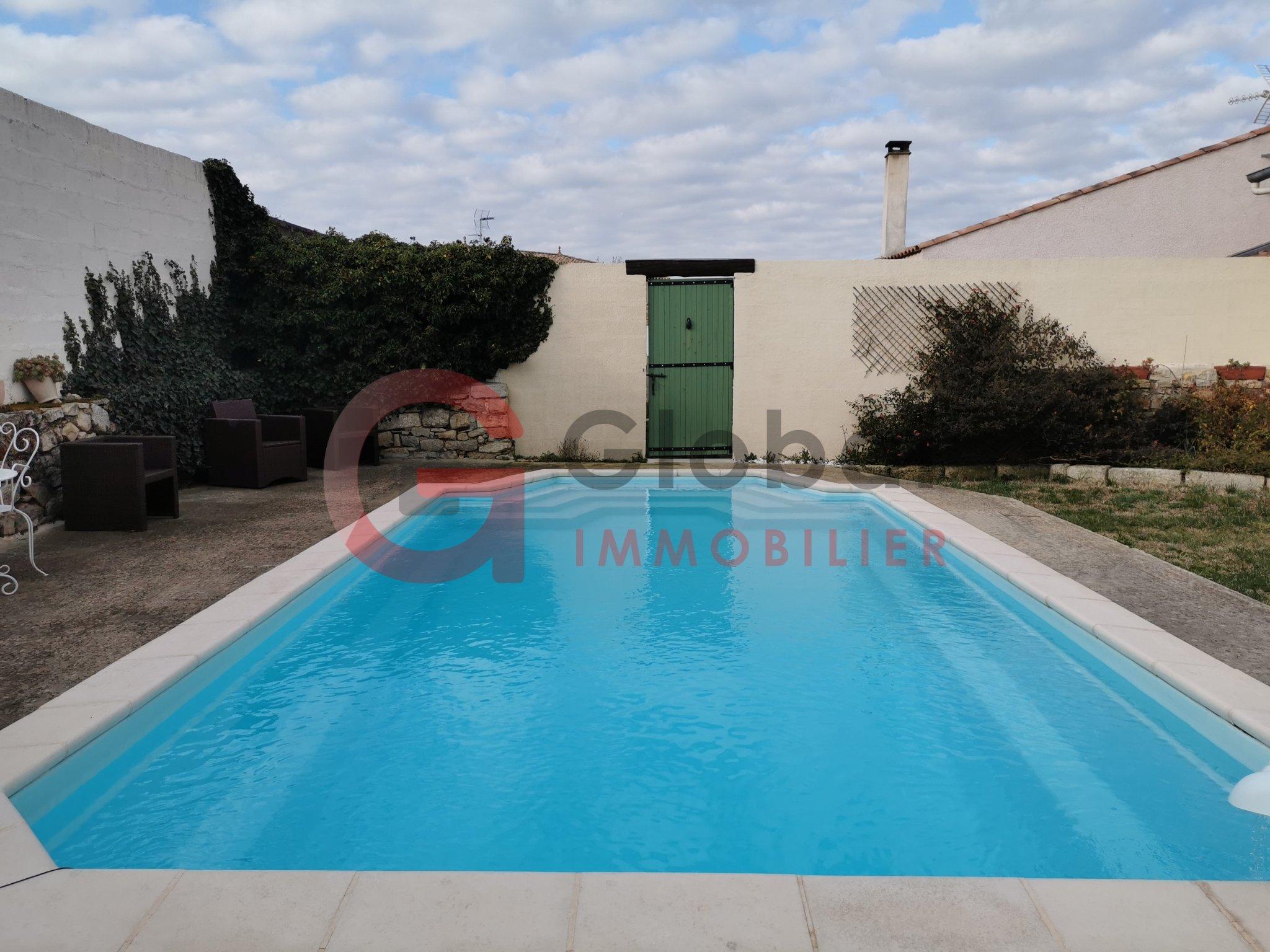 Maison Avec Piscine Et Jacuzzi Sur Saturargues - 34400 avec Piscine De Coulaines