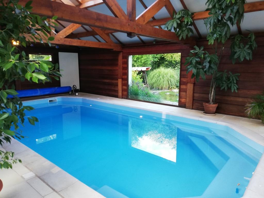 Maison Avec Piscine Et Sauna À Vire, Vire – Tarifs 2020 intérieur Hotel Avec Piscine Normandie