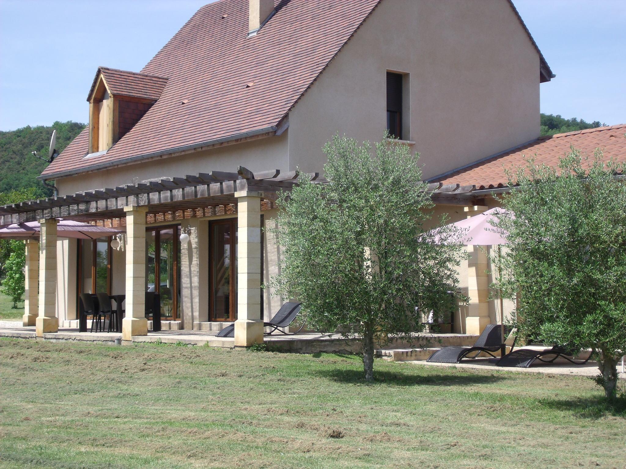 Maison Avec Piscine Interieure Couverte Chauffee Roque ... à Location Dordogne Piscine
