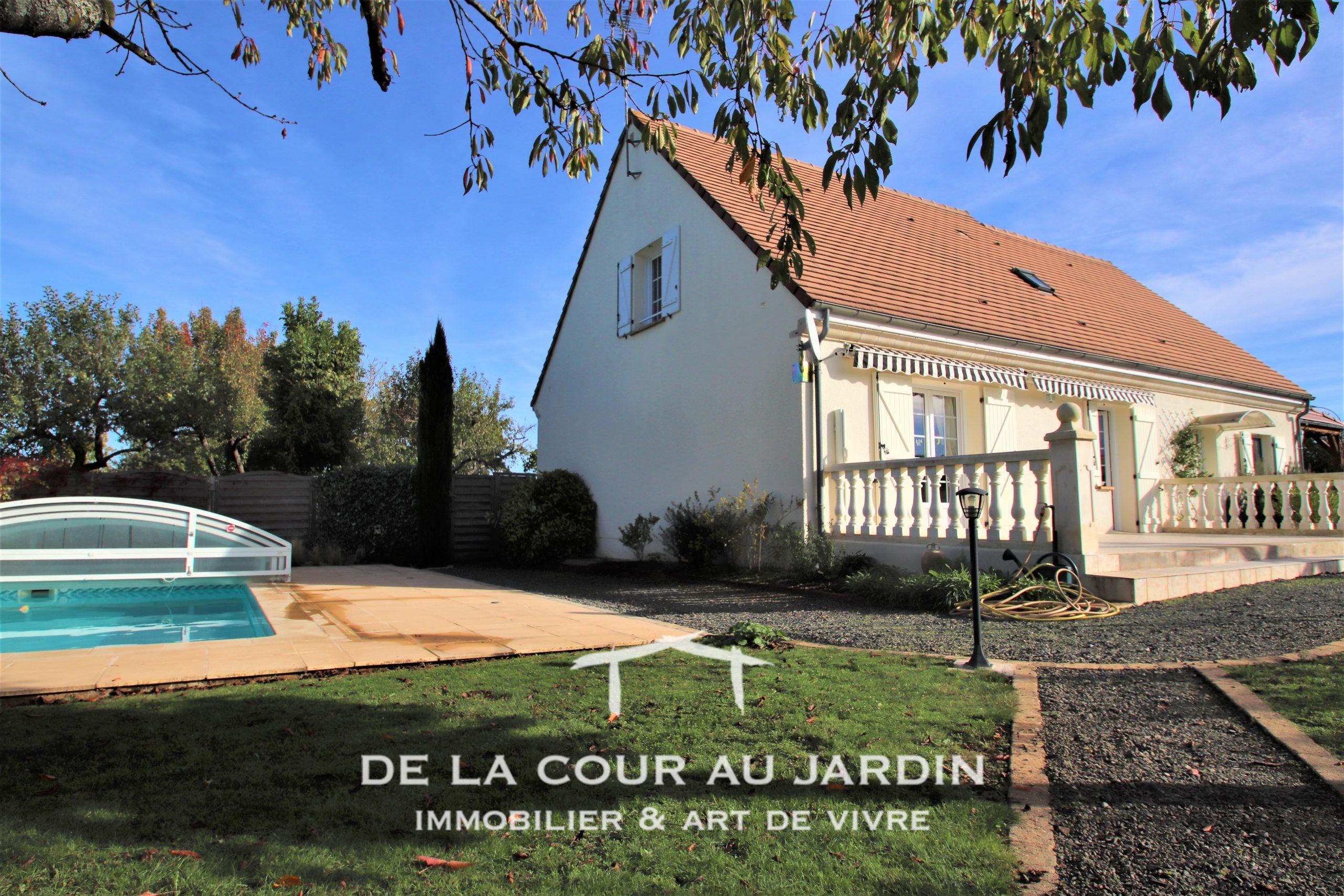 Maison Avec Piscine, Une Exclusivite Proche La Chatre - De ... à Piscine La Chatre