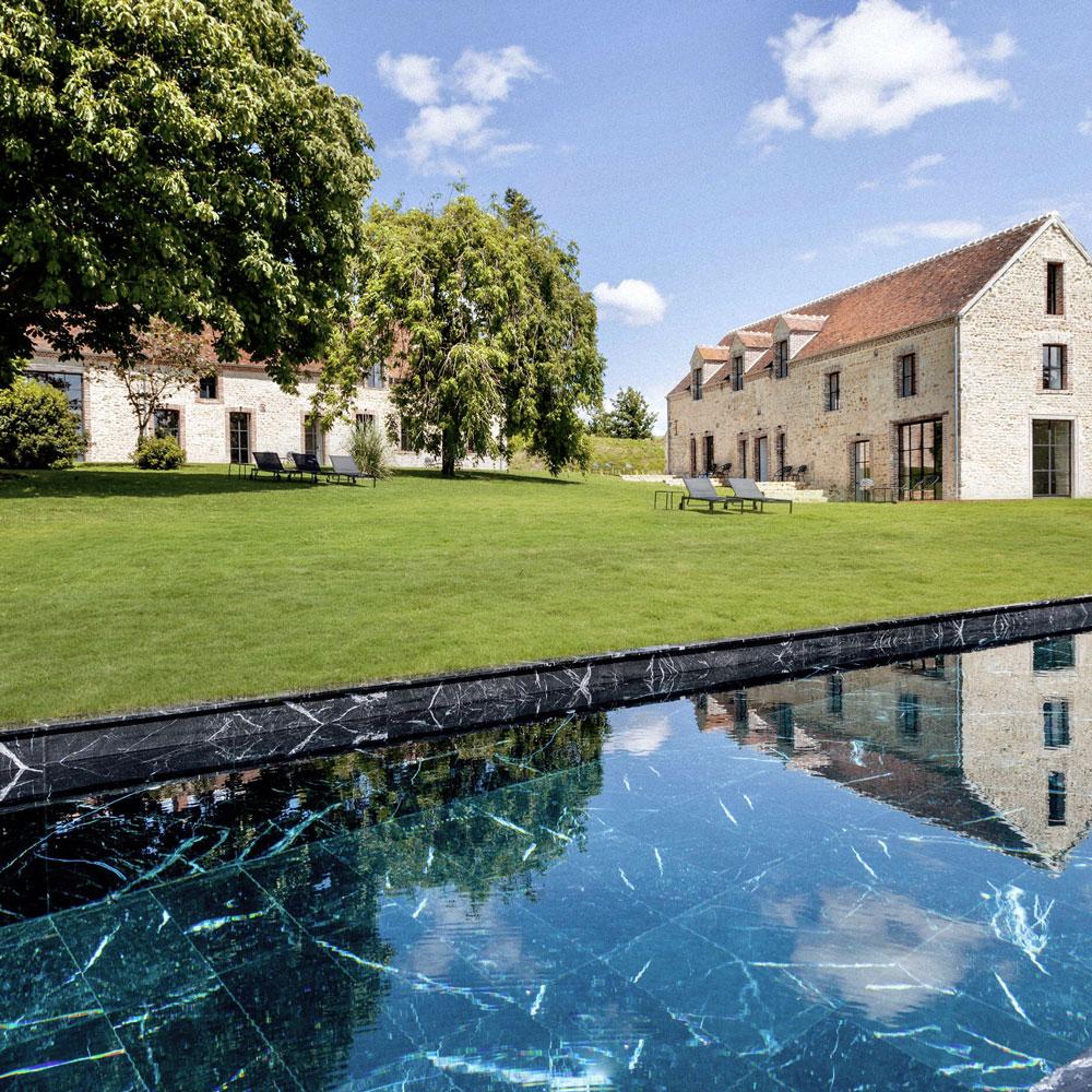 Maison Ceronne - Guesthouse, Restaurant & Countryside Hotel dedans Piscine Mortagne Au Perche