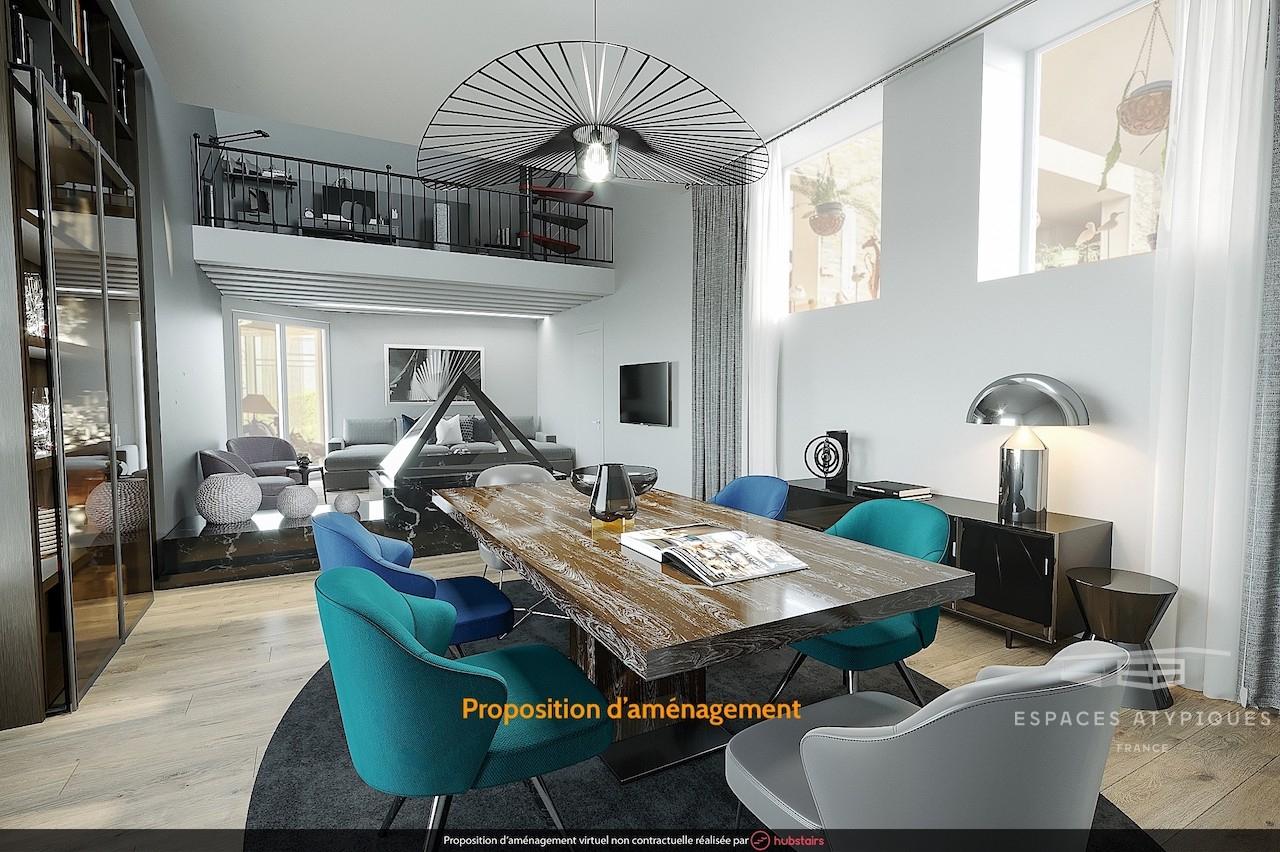 Maison D'architecte En Demi Niveau Dans Secteur Priviligié dedans Piscine De Mont Saint Aignan