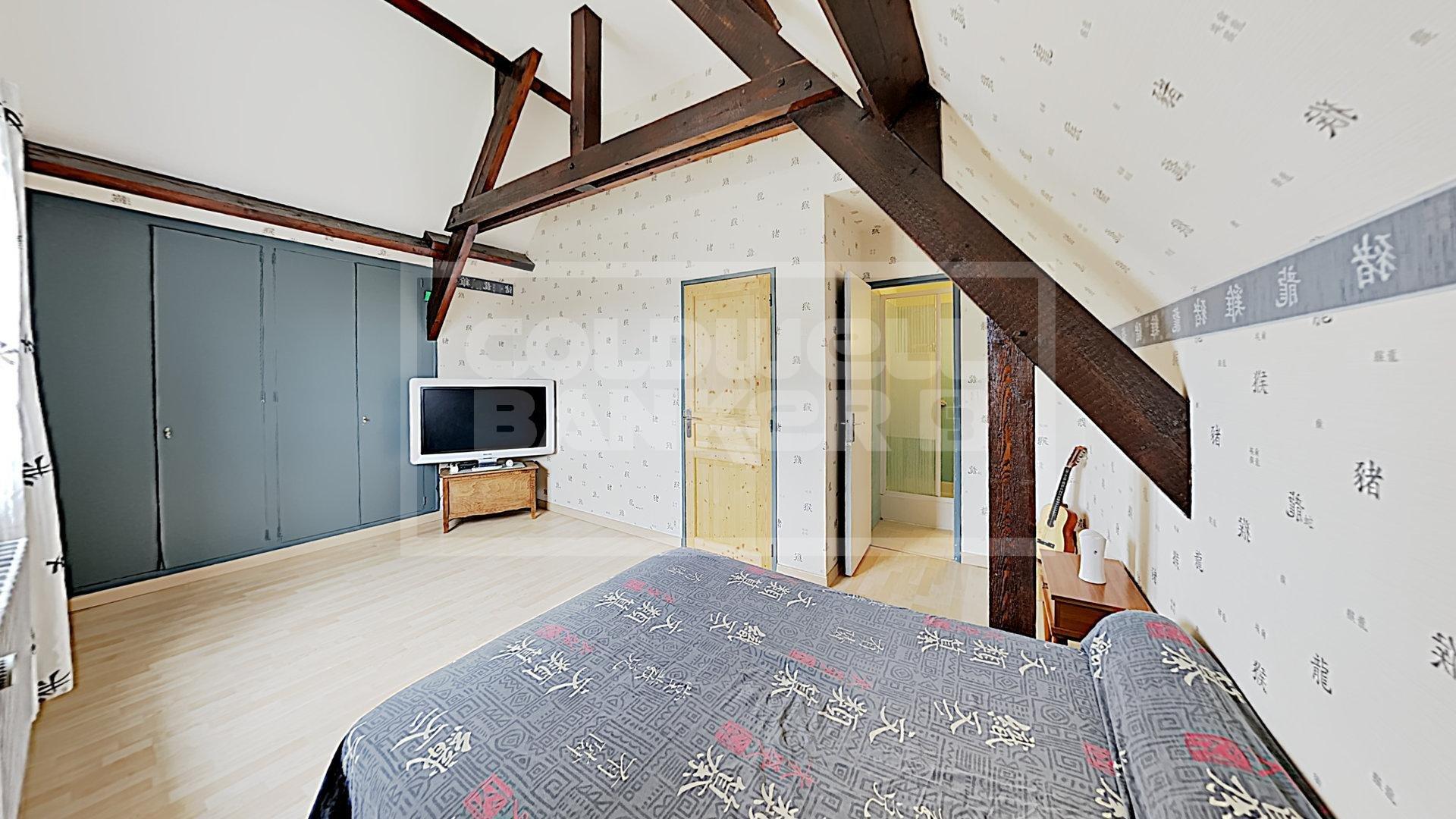 Maison De 156 M² Sur 2200M² De Jardin Avec Dépendance De 161M², 28700,  Roinville Réf. 3395565-Fb intérieur Piscine Auneau