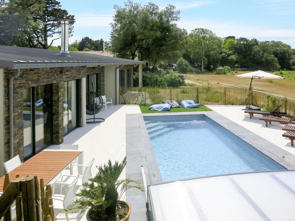 Maison De Vacances Avec Piscine Saint-Brévin-Les-Pins 302S ... tout Piscine Saint Brevin