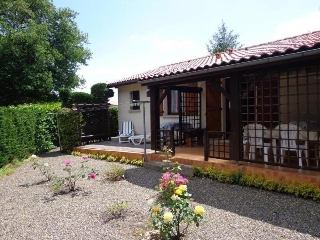 Maison De Vacances / Gîte House Bagatelle 2 (France Saint ... à Piscine Saint Geours De Maremne
