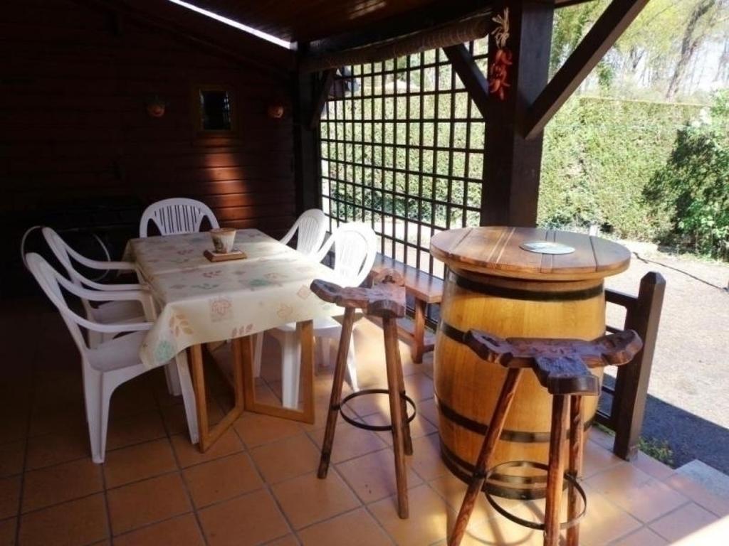 Maison De Vacances / Gîte House Bagatelle 2 (France Saint ... encequiconcerne Piscine Saint Geours De Maremne