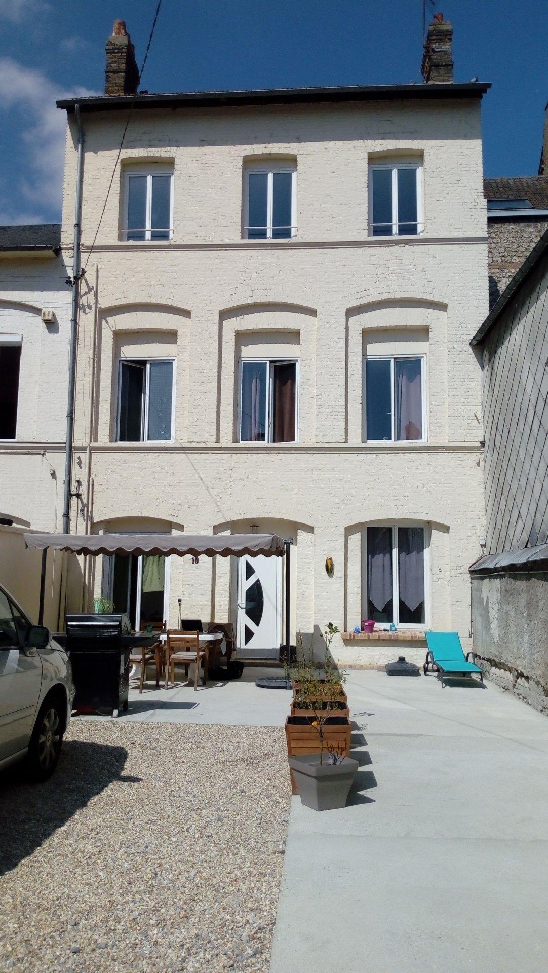 Maison De Ville 4 Chambres A Elbeuf encequiconcerne Piscine Canteleu