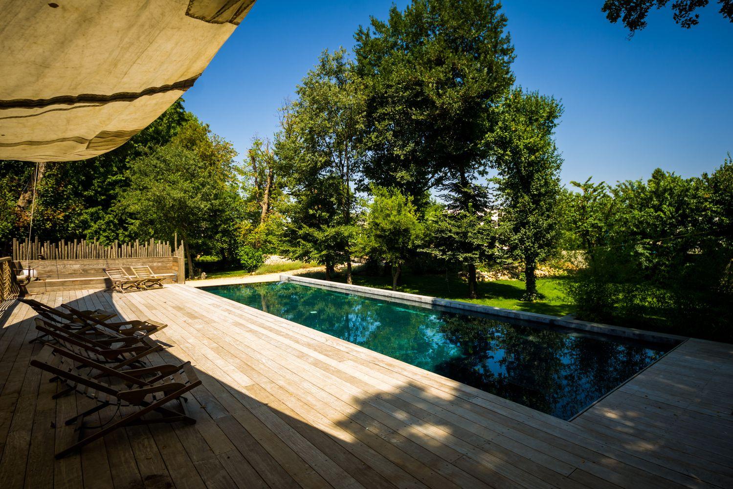 Maison D'hotes Charmes Sur Gemenos ,piscine ,parc - Château ... encequiconcerne Piscine De Gemenos