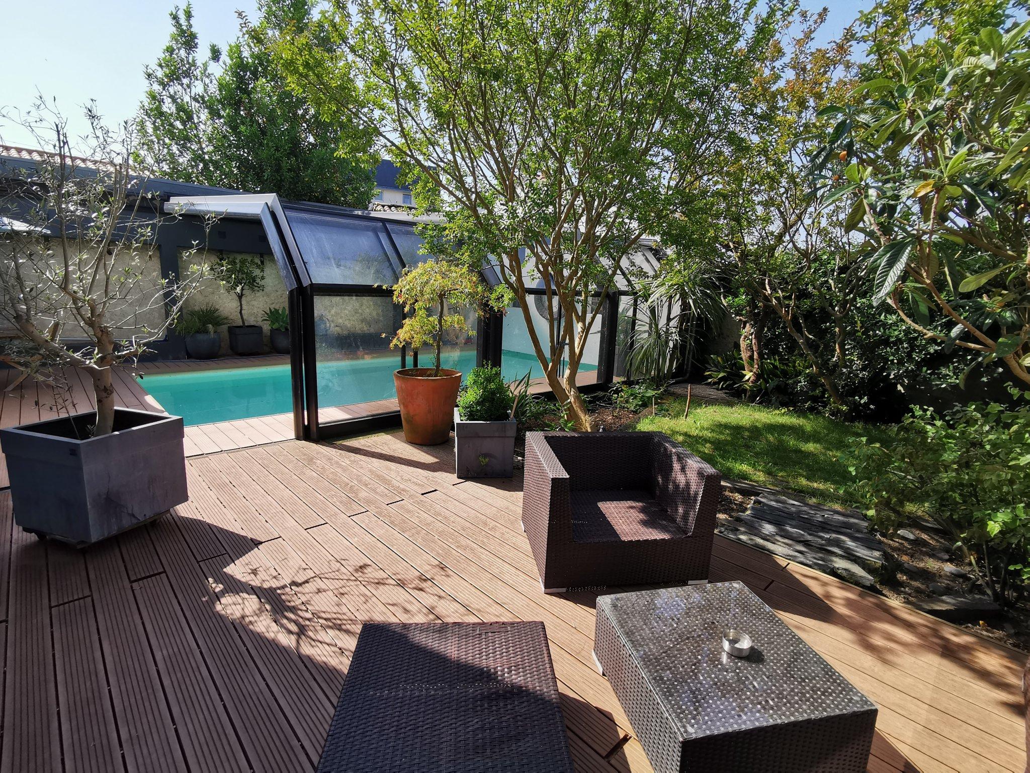 Maison En Vente À Challans - Éliot Immobilier | Vendée Et ... avec Piscine Challans