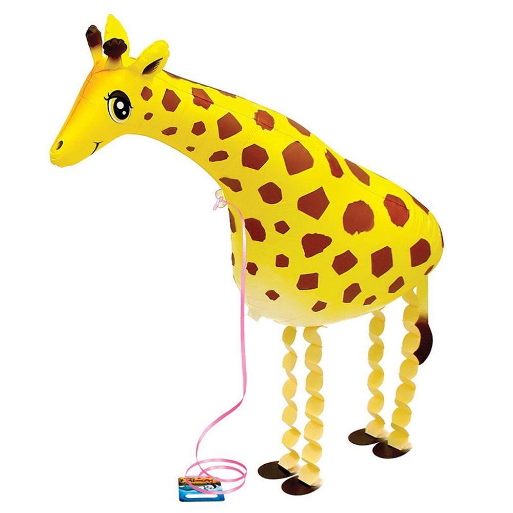 Maison Large Gonflable Girafe Zoo Animal Sauter Enfants ... à Animaux Gonflable Pour Piscine