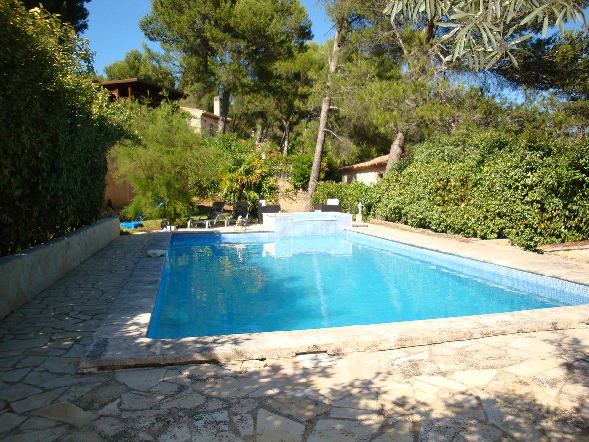 Maison Neuve À Acheter Hors Lotissement Gémenos - Castellas ... intérieur Piscine De Gemenos