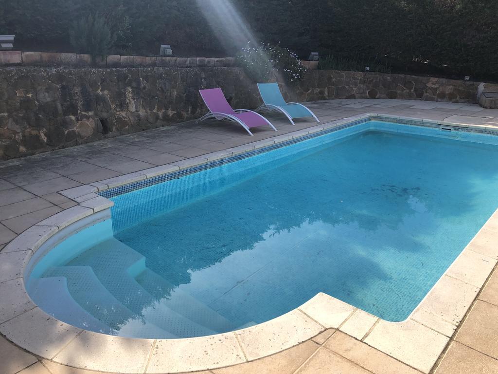 Maison Provençale Charme Et Piscine, Villa Le Pradet avec Cash Piscine Toulon