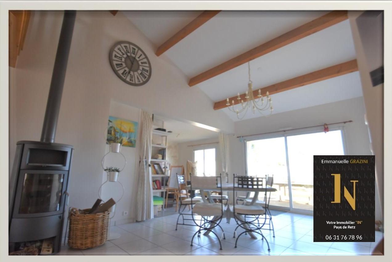 Maison Sainte-Pazanne,4 Chambres - Agence Immobilière Immo ... serapportantà Piscine Sainte Pazanne