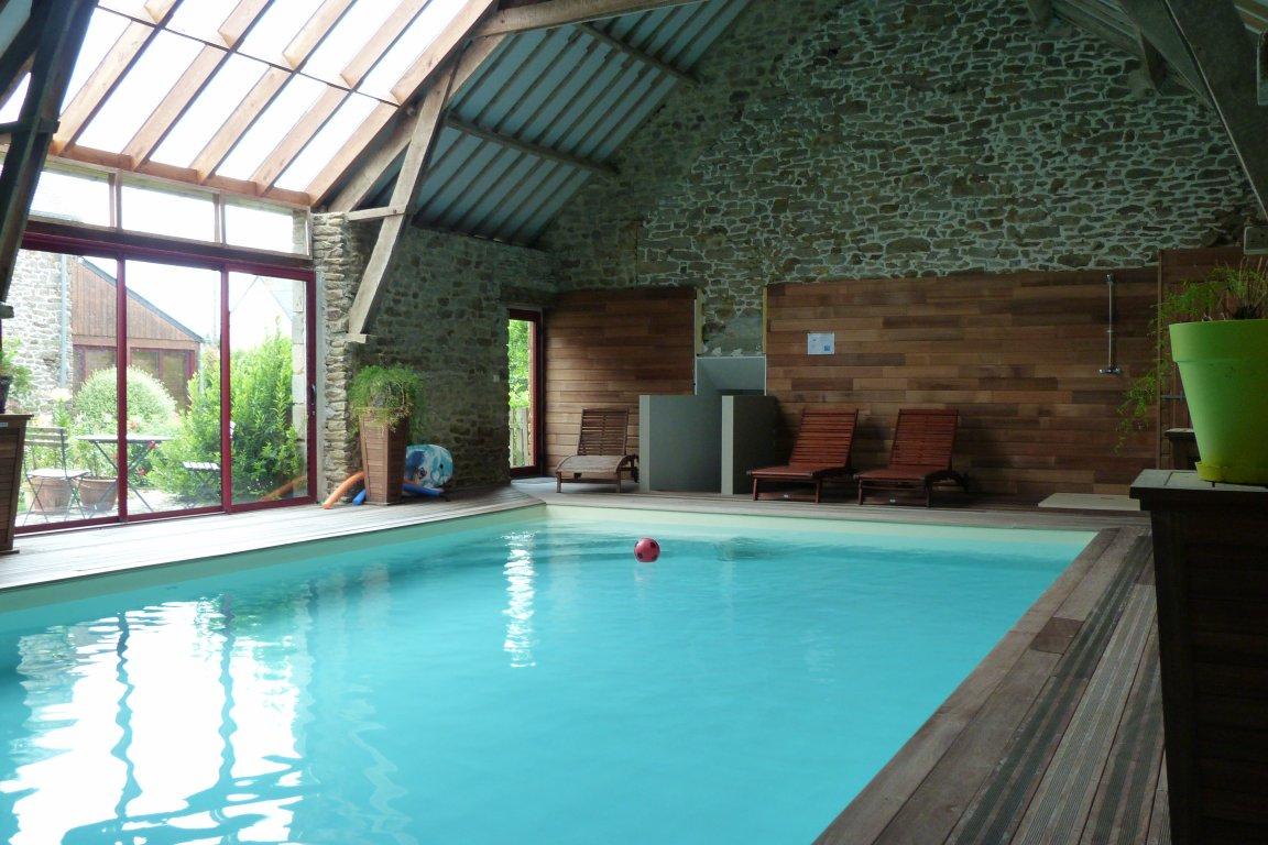 Maison Vacances Avec Piscine La Vicomte Sur Rance Location ... à Piscine Dinan