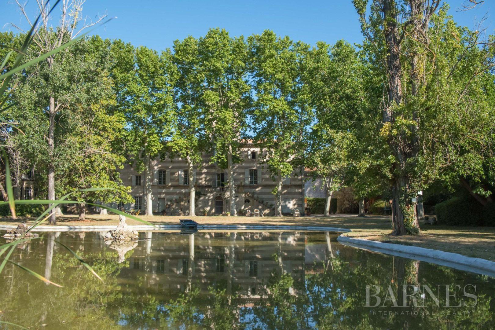 Maison / Villa À Vendre À Pézenas | 820 000 € | 12 Pièces ... tout Piscine Pezenas
